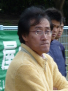金尾洋治監督