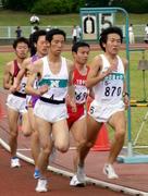 2010東海学生春季男子5000mその1
