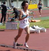 2010名阪戦男子5000 OP1組目