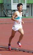 2010名阪戦男子5000 OP1組目 その4