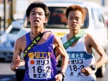 2001全日本大学駅伝2区