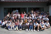 2007夏合宿集合写真