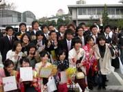 名大卒業式2009