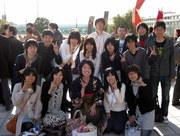 南山大卒業式2009