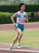 東海学生春季女子1500mその1