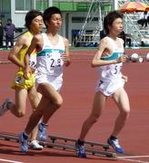 2010名阪戦男子5000 OP2組目