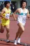 2010名阪戦男子5000 OP2組目 その3