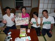 2010夏合宿8