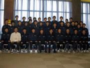 2010全日本大学駅伝・集合写真